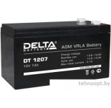 Аккумулятор для ИБП Delta DT 1207 (12В/7 А·ч)