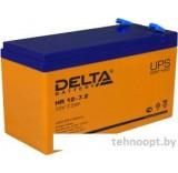 Аккумулятор для ИБП Delta HR 12-7.2 (12В/7.2 А·ч)