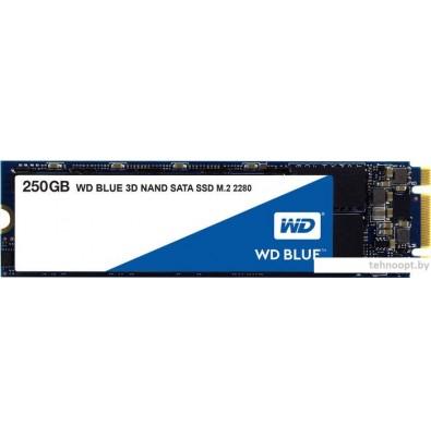 SSD WD Blue 3D NAND 250GB [WDS250G2B0B]