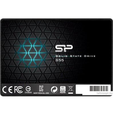 SSD Silicon-Power Slim S55 120GB SP120GBSS3S55S25