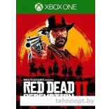 Игра Red Dead Redemption 2 для Xbox One