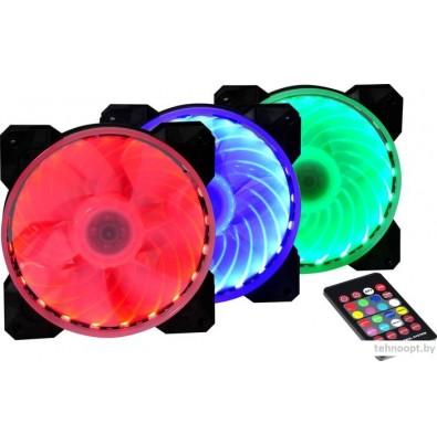 Кулер для корпуса Spire Magic Lantern X2-12025S1L6-RGB-LED
