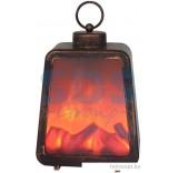 Светильник Neon-night Светодиодный камин «Лофт» с эффектом живого огня 511-034