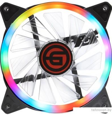 Вентилятор для корпуса Ginzzu 12DR4