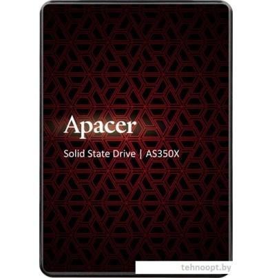 SSD Apacer AS350X 1TB AP1TBAS350XR-1