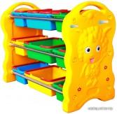 Ящики, комоды, корзины для игрушек