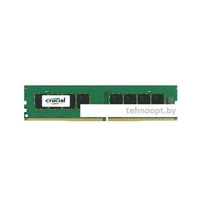 Оперативная память Crucial 8GB DDR4 PC4-19200 [CT8G4DFS824A]