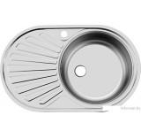 Кухонная мойка Ukinox FAD760.470-GT6K 1R